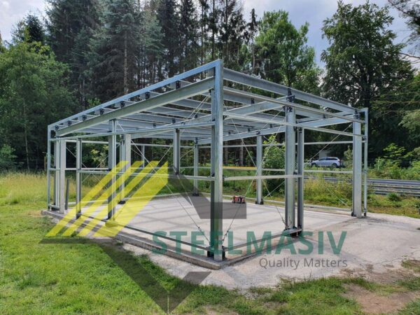steel masiv structura metal